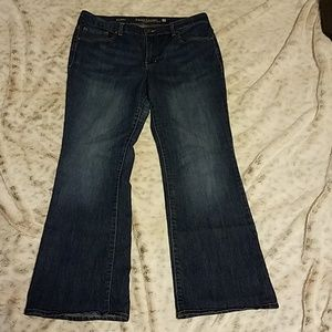 Faded Glory Flare size 16